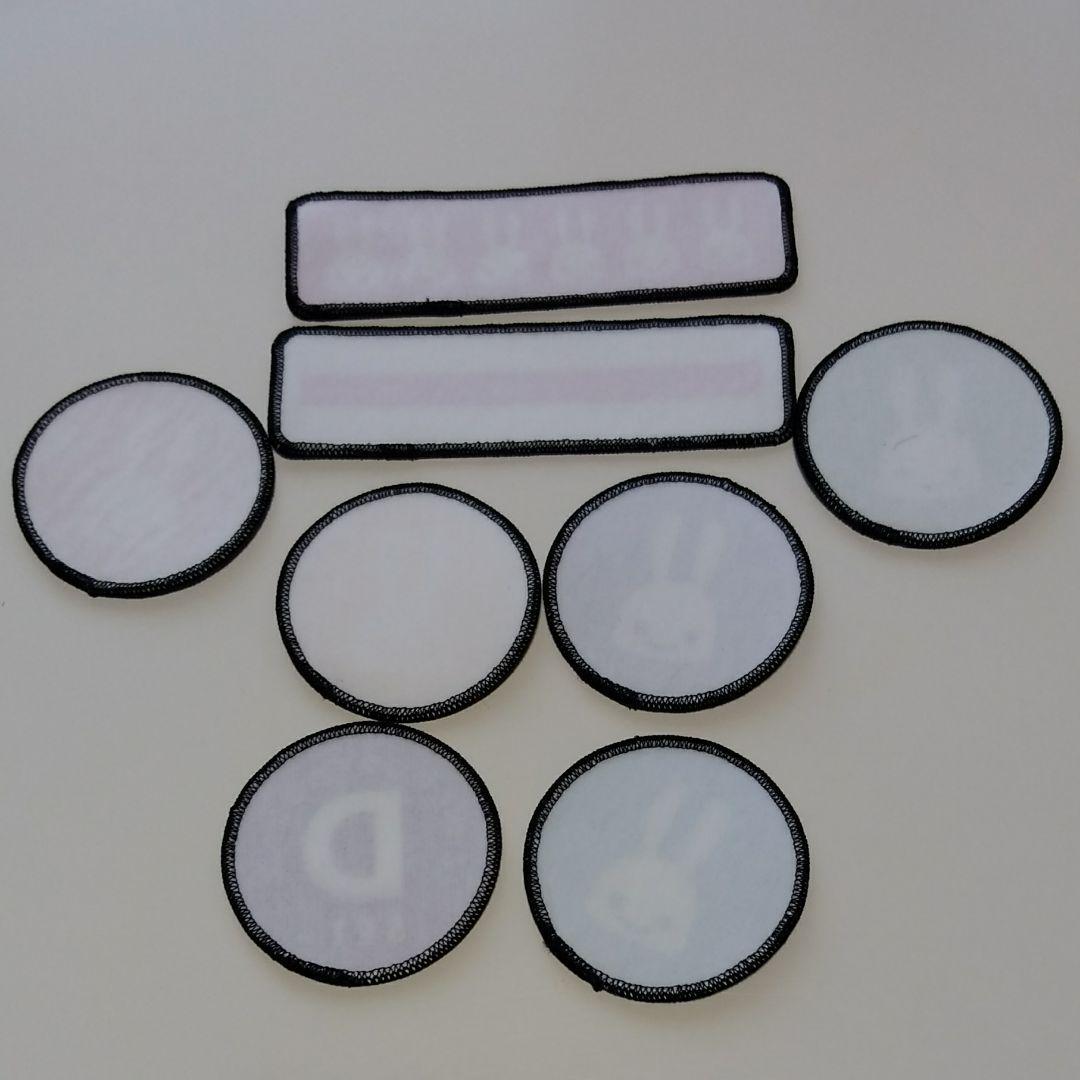 メルカリ Cune キューン ワッペンセット インテリア 住まい 小物 6 000 中古や未使用のフリマ