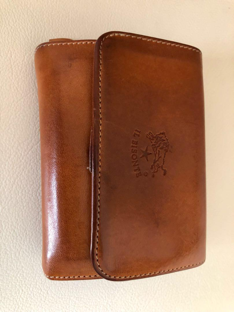 61fc3502ea04 メルカリ - イルビゾンテ IL BISONTE - Conpact Wallet (ヌメ) 【折り ...