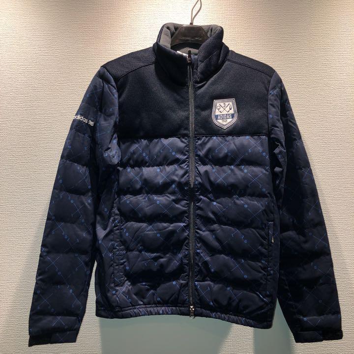 3a588fb1cbbb3 メルカリ - アディダス adidas ゴルフウェア 中綿 ブルゾン ジャケット ...