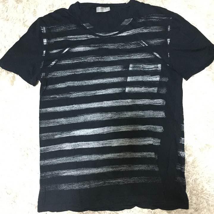 best loved faae0 da9a6 Dior HOMME ディオールオム Tシャツ(¥16,666) - メルカリ スマホでかんたん フリマアプリ