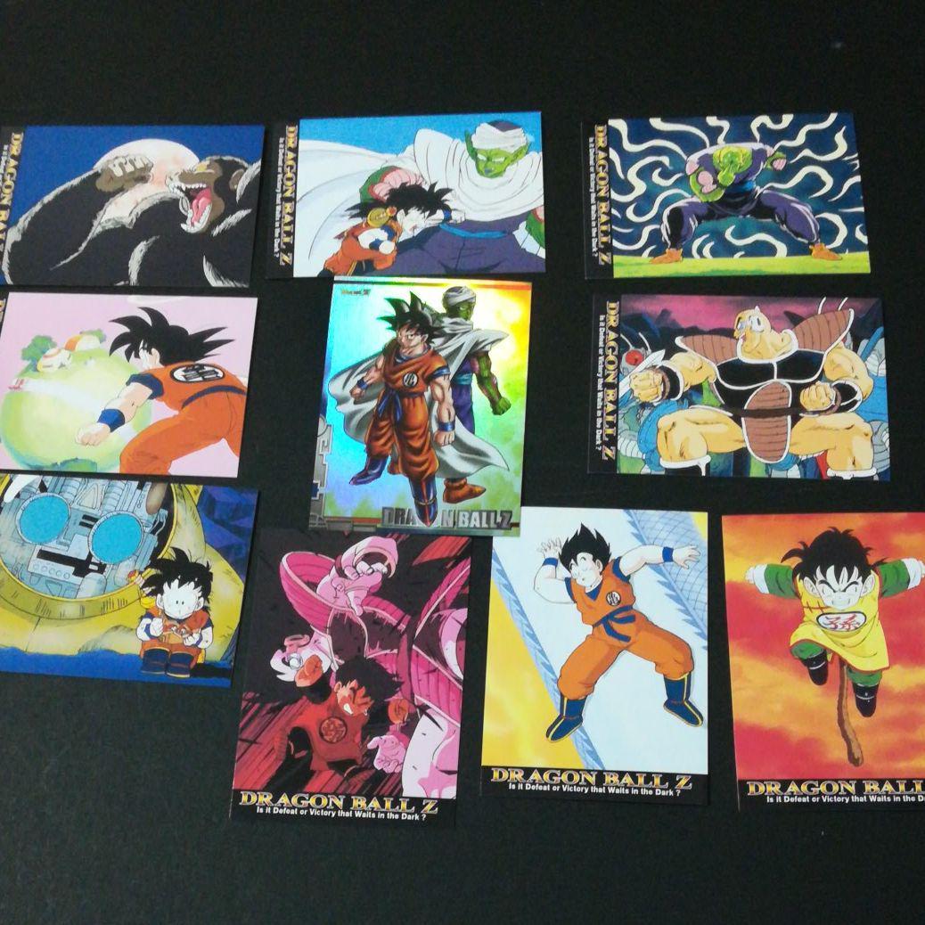 Dragon Ball Z PP Card 488