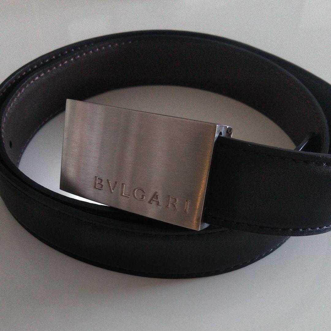 low cost 57884 ad58f くんちゃんさん専用 ブルガリ BVLGARI ベルト メンズ(¥15,000) - メルカリ スマホでかんたん フリマアプリ