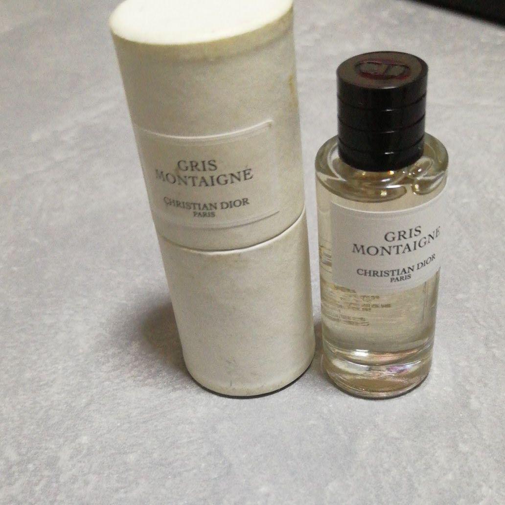 Gris Montaigne Christian Dior dior gris montaigne 7.5ml ミニサイズ(¥1,400) - メルカリ スマホでかんたん フリマアプリ