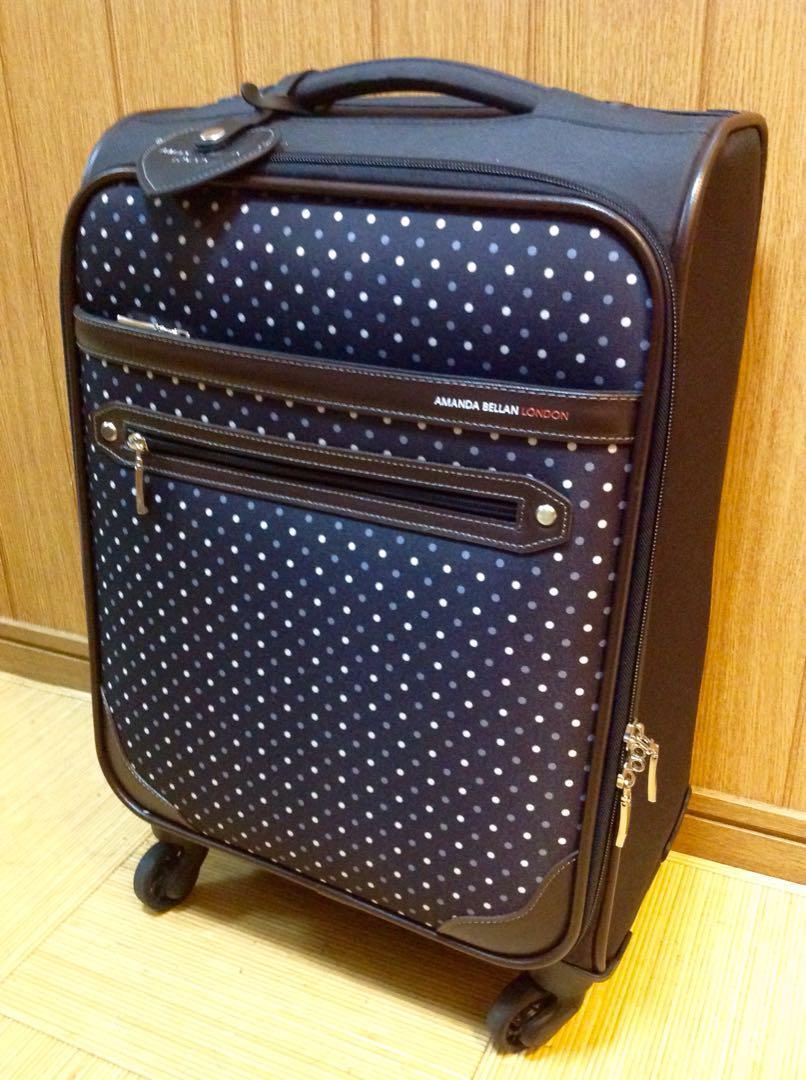 055b57c20f メルカリ - AMANDA BELLANソフトキャリーケース一泊用 新品未使用 【旅行 ...