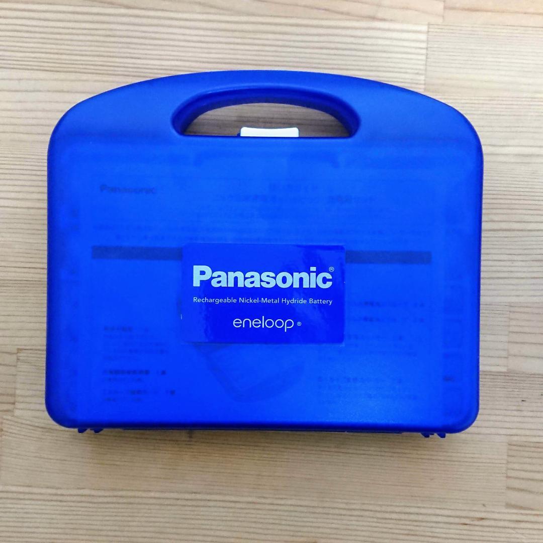 【未使用】Panasonic エネループ充電器セット