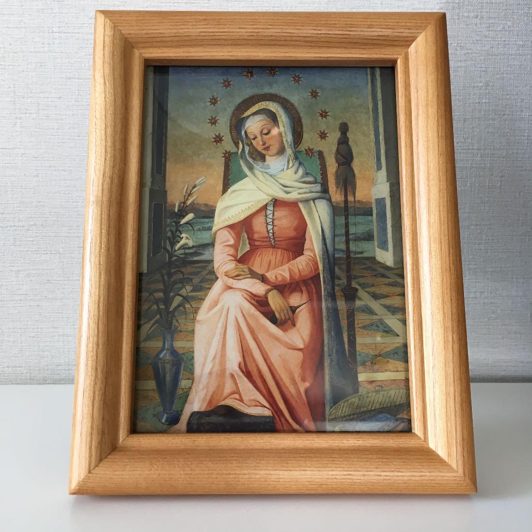 聖母 マリア 絵画