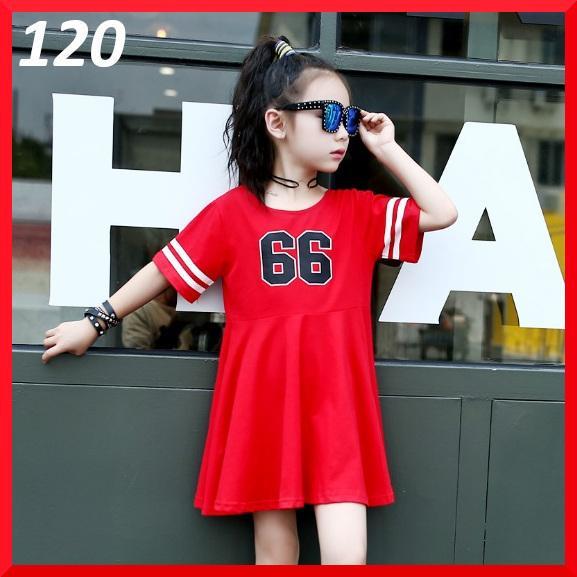 251f90b08aab9 メルカリ - 120 韓国子供服 ワンピース 女の子 小学生 かわいい ...
