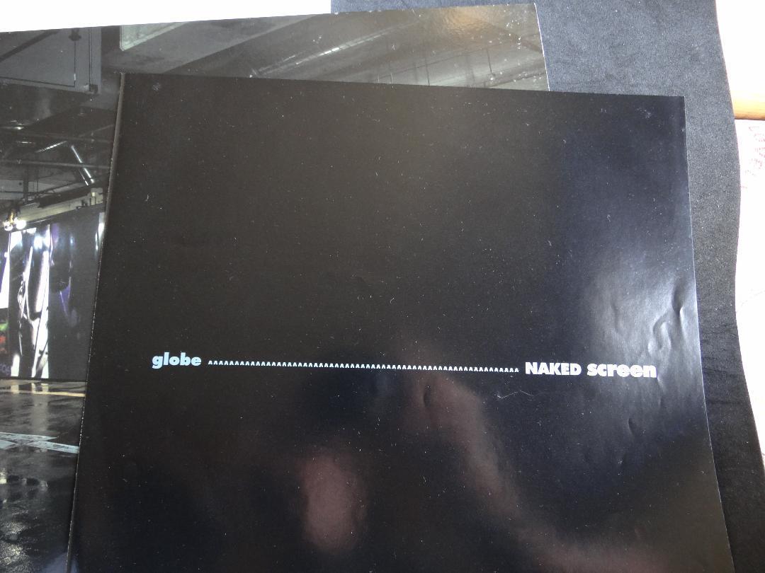 メルカリ - globe/NAKED SCREEN LD 【ミュージック】 (¥1,800) 中古や未