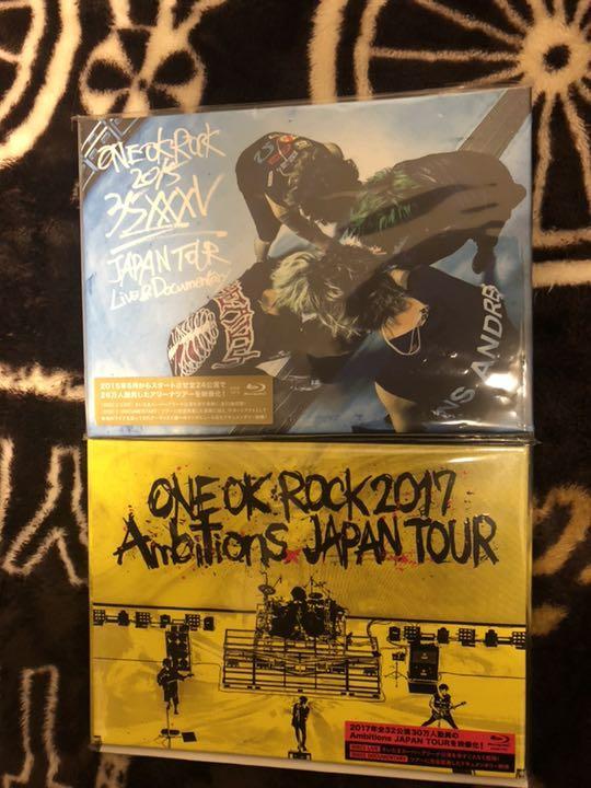 ★最終値下げ品★ONE OK ROCK Live BDセット(¥ 6,999) - メルカリ スマホでかんたん フリマアプリ