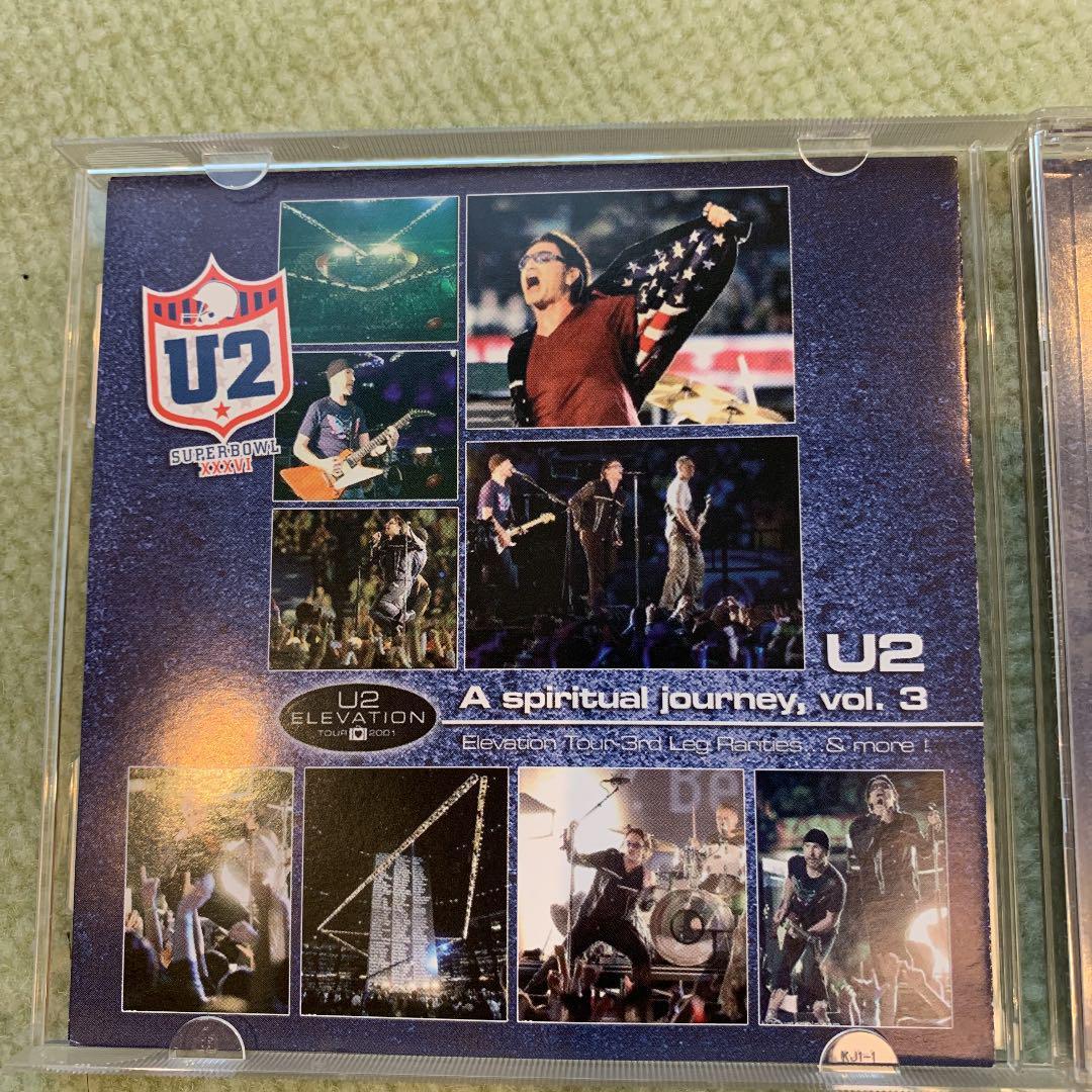 U2 Vol 3