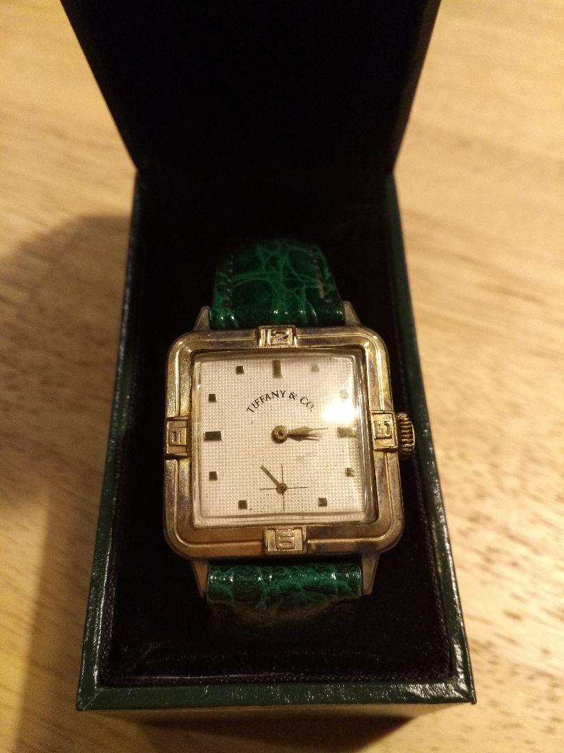 official photos 7b9d2 e0cbc Tiffany & Co.(ティファニー)アンティーク腕時計 プライベートアイズ(¥78,000) - メルカリ スマホでかんたん フリマアプリ