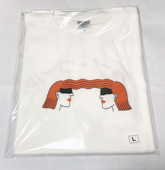 あいみょん ラブコール Tシャツ 白 L