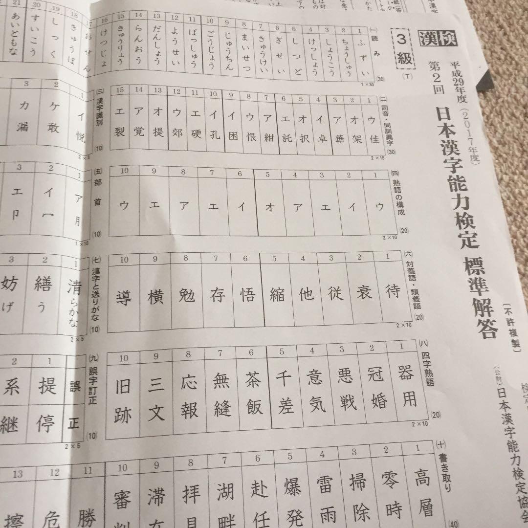 漢 検 解答 日本漢字能力検定 - kanken.or.jp