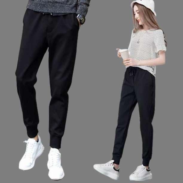 ジョガーパンツ スウェットパンツ ジャージ 韓国ファッション イージーパンツ