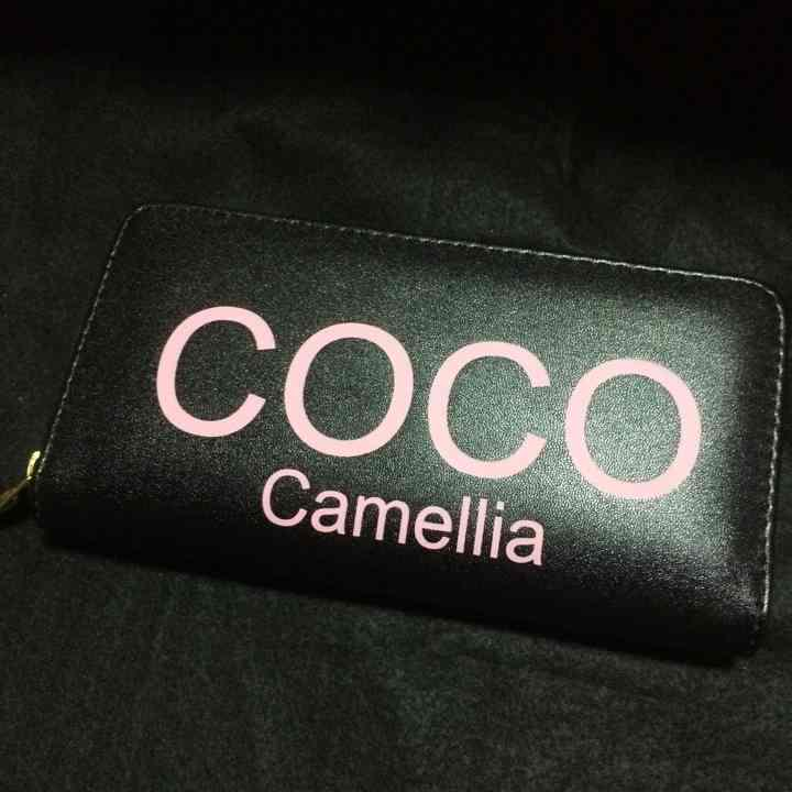 3f43be6febb0 メルカリ - COCO Camellia ココカメリア ラウンドファスナー長財布 (¥1,500 ...