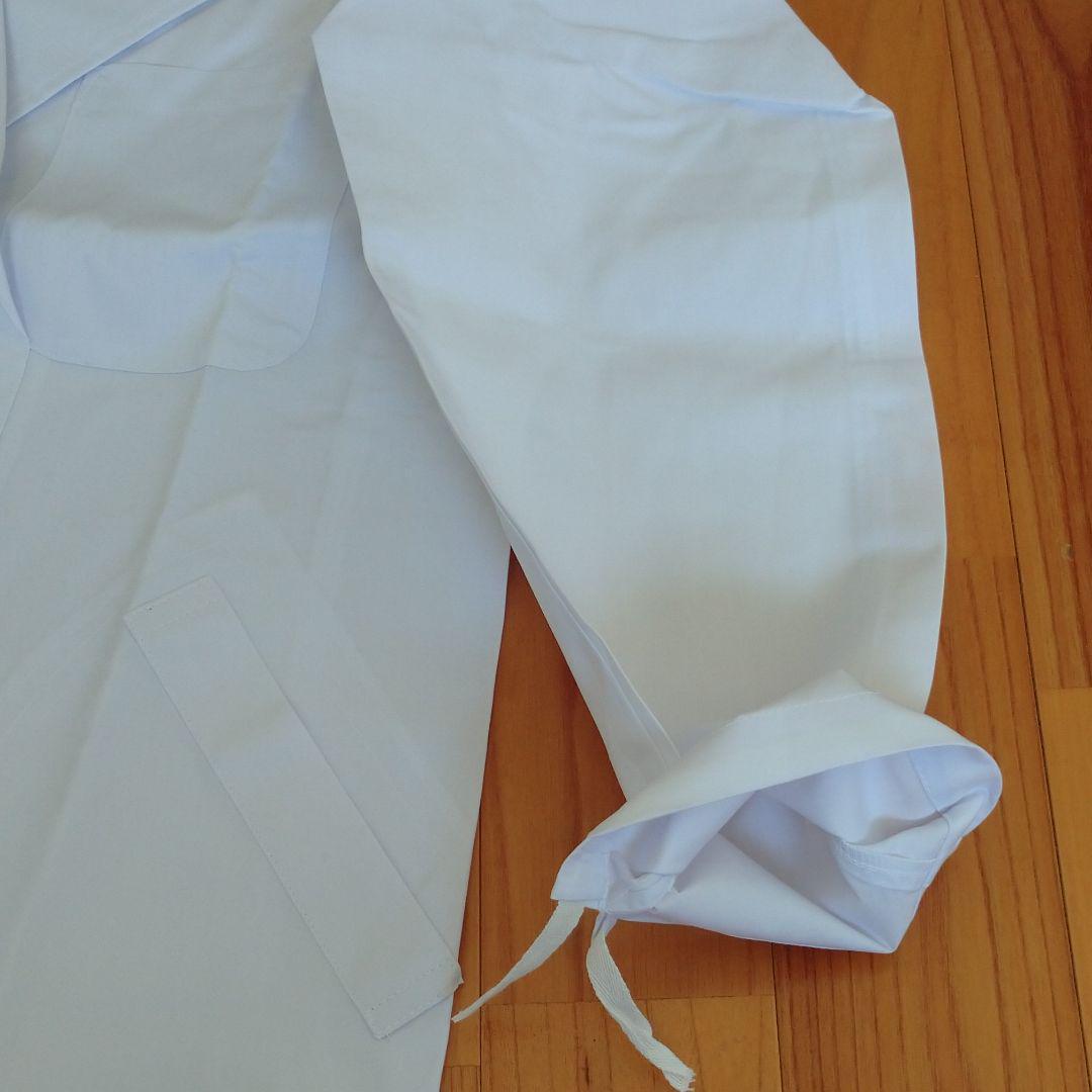 白衣 たたみ 方