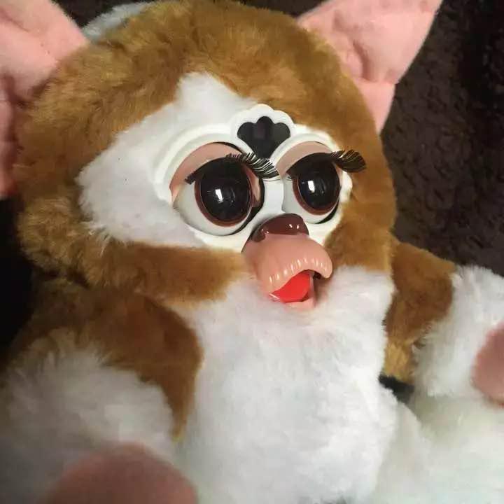 しゃべるグレムリン ギズモ ファービー(¥8,200) , メルカリ スマホでかんたん フリマアプリ