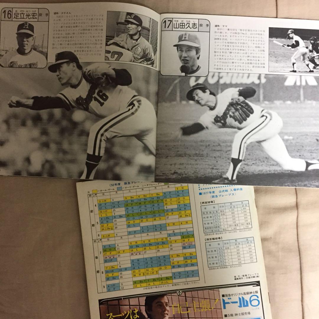 メルカリ - 阪急ブレーブス1976...