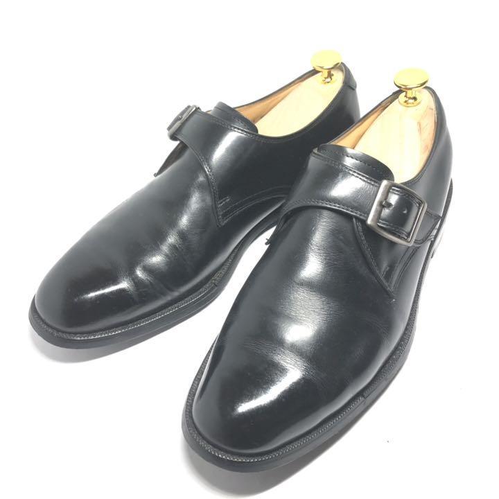 c20d3b68998c5 メルカリ - REGAL リーガル 24.5cm 革靴 ビジネスシューズ モンク ...