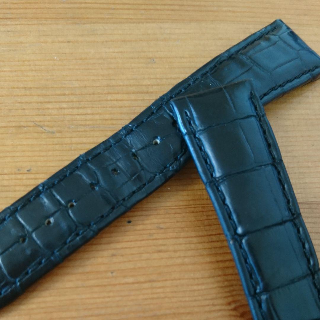 low priced ed911 f50ce [ほのぼの様専用ページ] 中古 グランドセイコー純正 19mm クロコ革ベルト黒(¥5,000) - メルカリ スマホでかんたん フリマアプリ