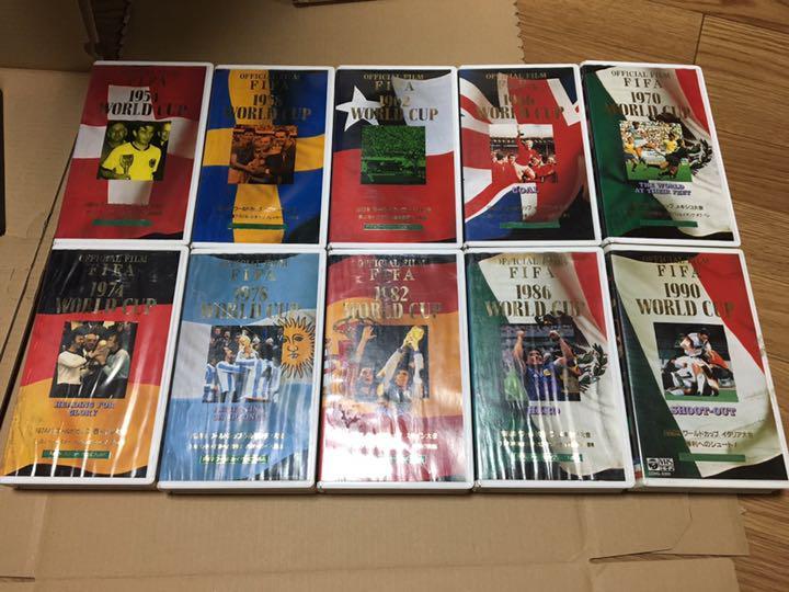 メルカリ - FIFAワールドカップオフィシャルフィルム(VHS ...