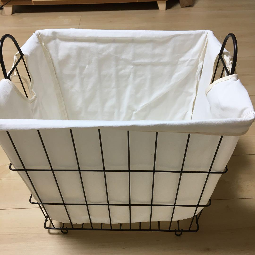 カゴ ニトリ 洗濯