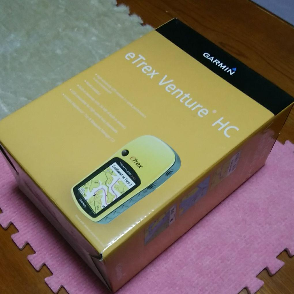 dbb0840cec メルカリ - ガーミン GARMIN eTrex Venture HC2.1 【登山用品】 (¥18,000 ...