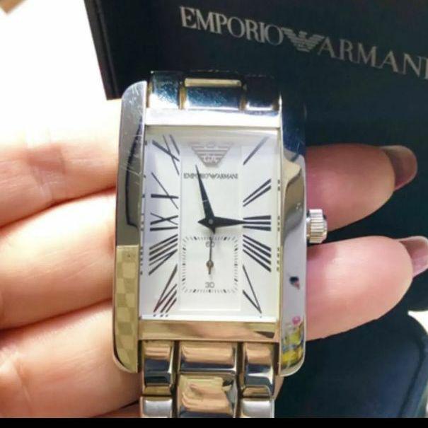reputable site 56b15 05b74 エンポリオアルマーニメンズ腕時計(✷‿✷)(¥5,700) - メルカリ スマホでかんたん フリマアプリ