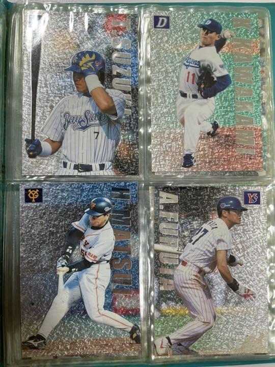 プロ 野球 チップス カード