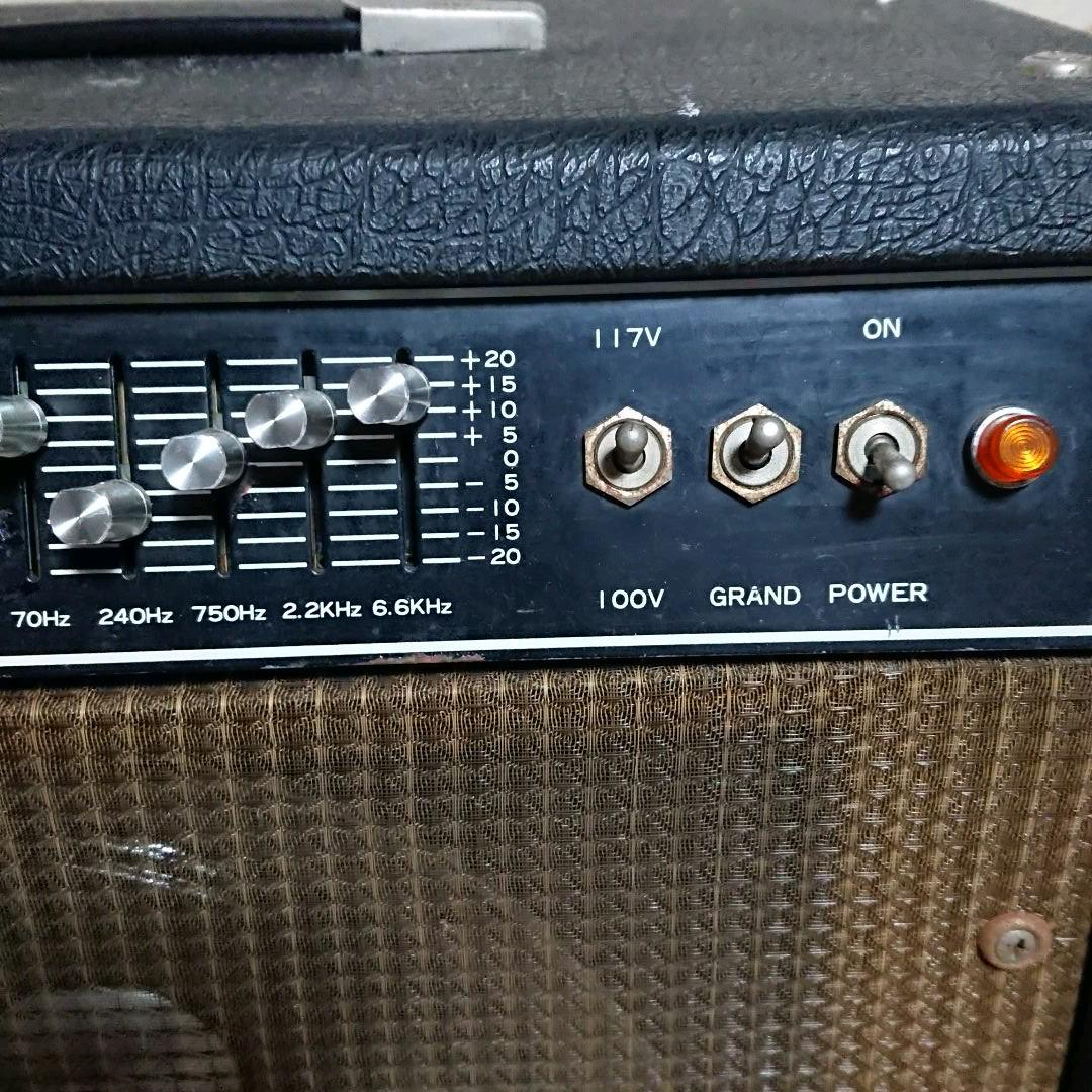 MESIA ZOOM M60 ギターアンプ 60W fender(¥12,800) - メルカリ スマホでかんたん フリマアプリ