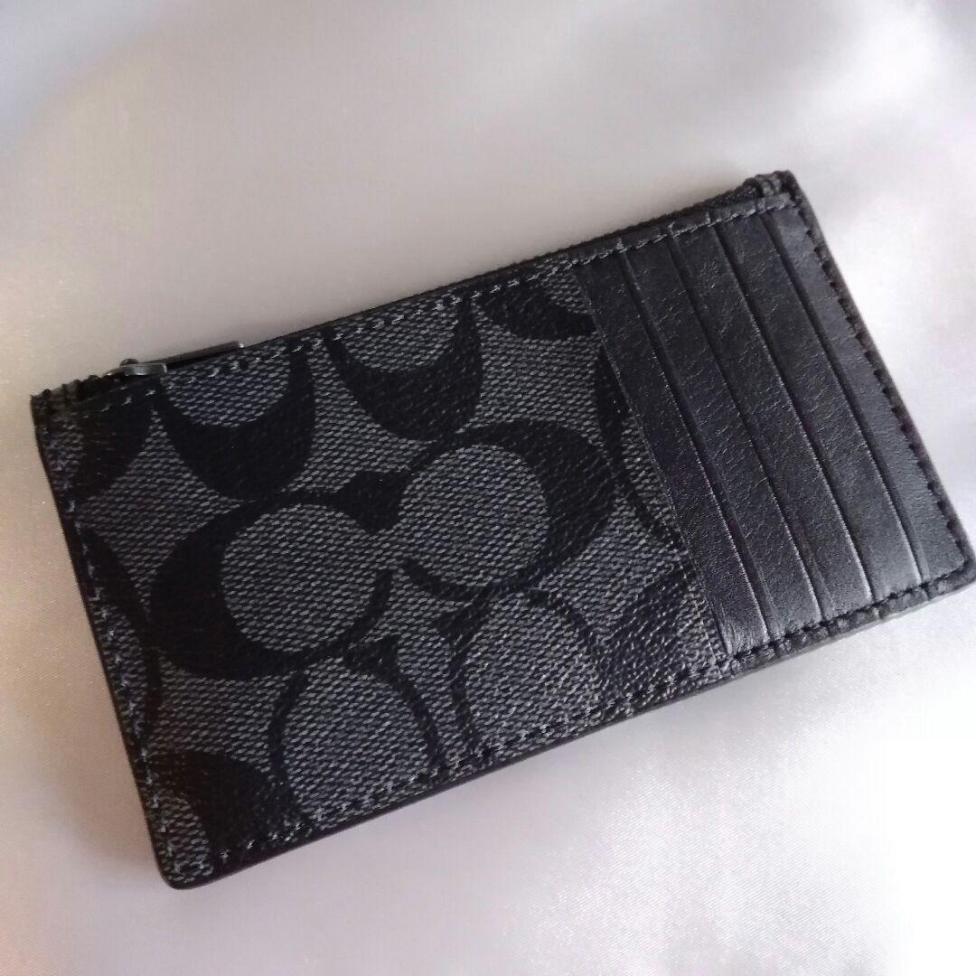 74dc4f64057d メルカリ - コーチ メンズ 小銭入れコインケース/カードケース 【コイン ...