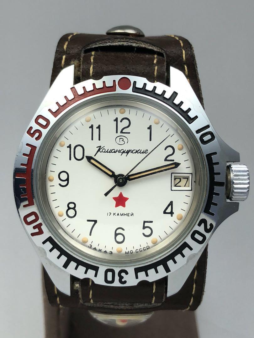 best cheap b6861 dc6a0 腕時計 92 VOSTOK(ボストーク) ミリタリー時計(軍事用時計)(¥15,000) - メルカリ スマホでかんたん フリマアプリ