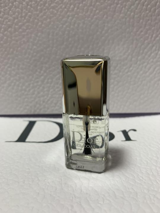 best website 257e1 83884 *♡まろん♡様 専用* Dior ジェル トップコート(¥1,100) - メルカリ スマホでかんたん フリマアプリ