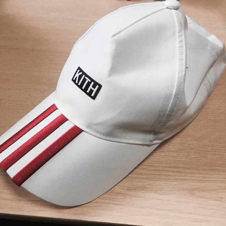 5738e76f メルカリ - 希少 KITH X ADIDAS SOCCER CAP COBRAS 【キャップ】 (¥9,500 ...