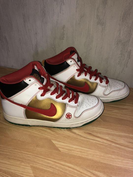best sneakers 7653c 7cdd1 NIKE SB DUNK HIGH PRO SB