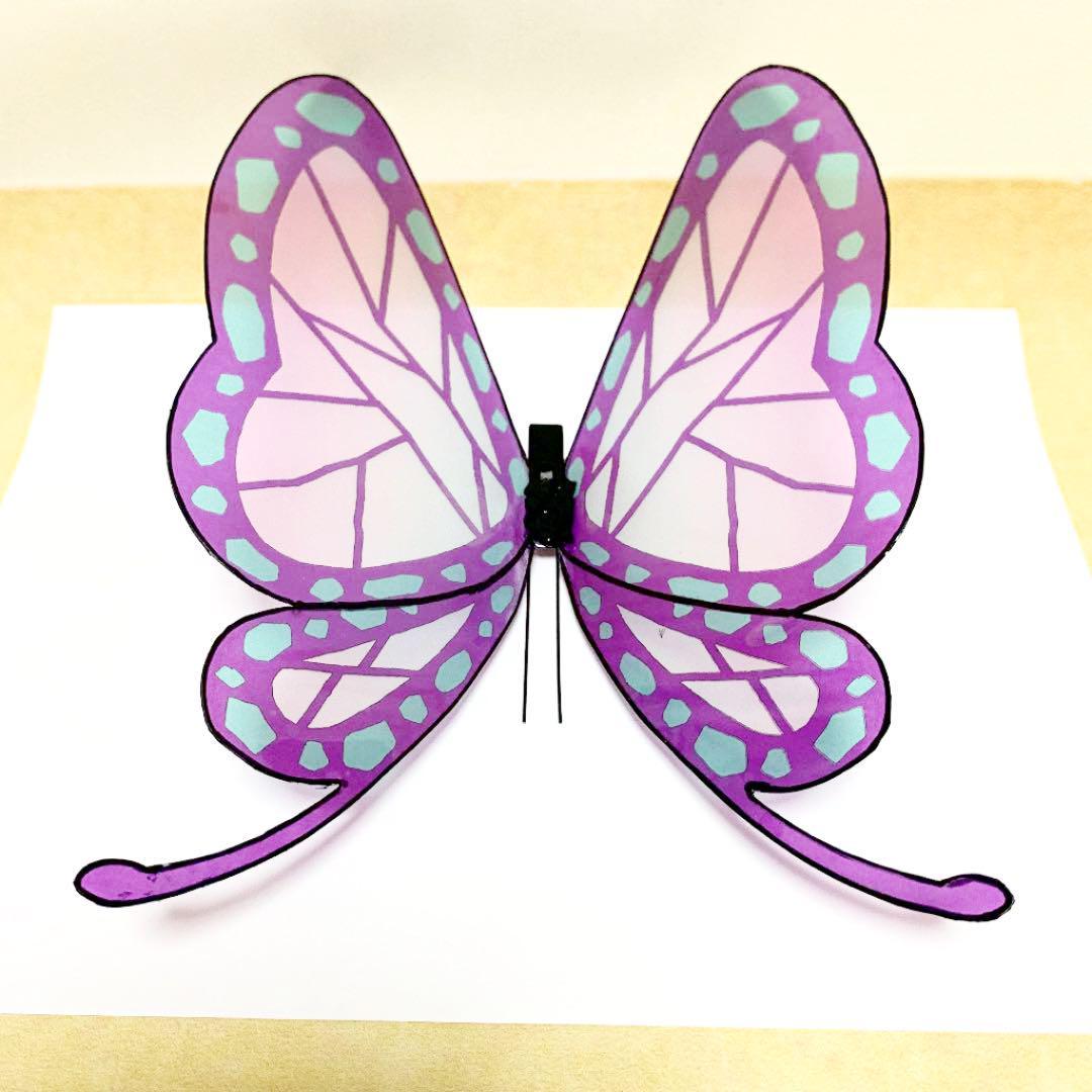 鬼滅の刃 / 胡蝶しのぶ 髪飾り (I)(¥2,000) , メルカリ スマホでかんたん フリマアプリ