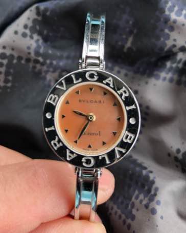 best service 86083 59348 BVLGARI ビーゼロワン 腕時計(アナログ)(¥57,000) - メルカリ スマホでかんたん フリマアプリ