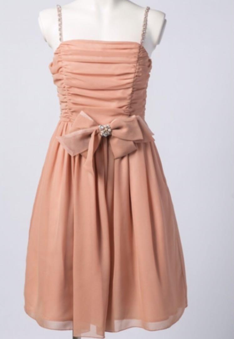 557701b00310c メルカリ - CLEAR IMPRESSION ドレス キャミ ワンピ 結婚式 二次会 ...