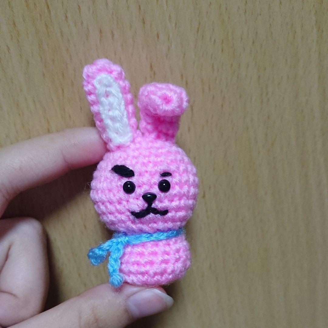 BT21 Cooky Plush ♥ Crochet Pattern | Crochet projects, Crochet ... | 1080x1080