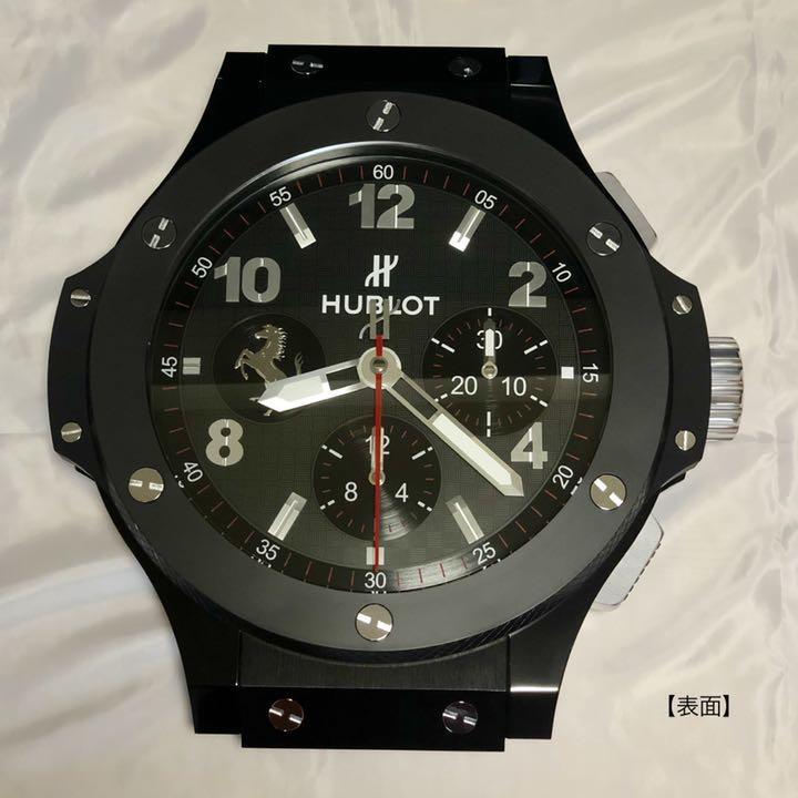 premium selection c402d c3fc9 *値下【正規品】HUBLOT Ferrari 壁掛け時計 ウブロ フェラーリ(¥290,000) - メルカリ スマホでかんたん フリマアプリ