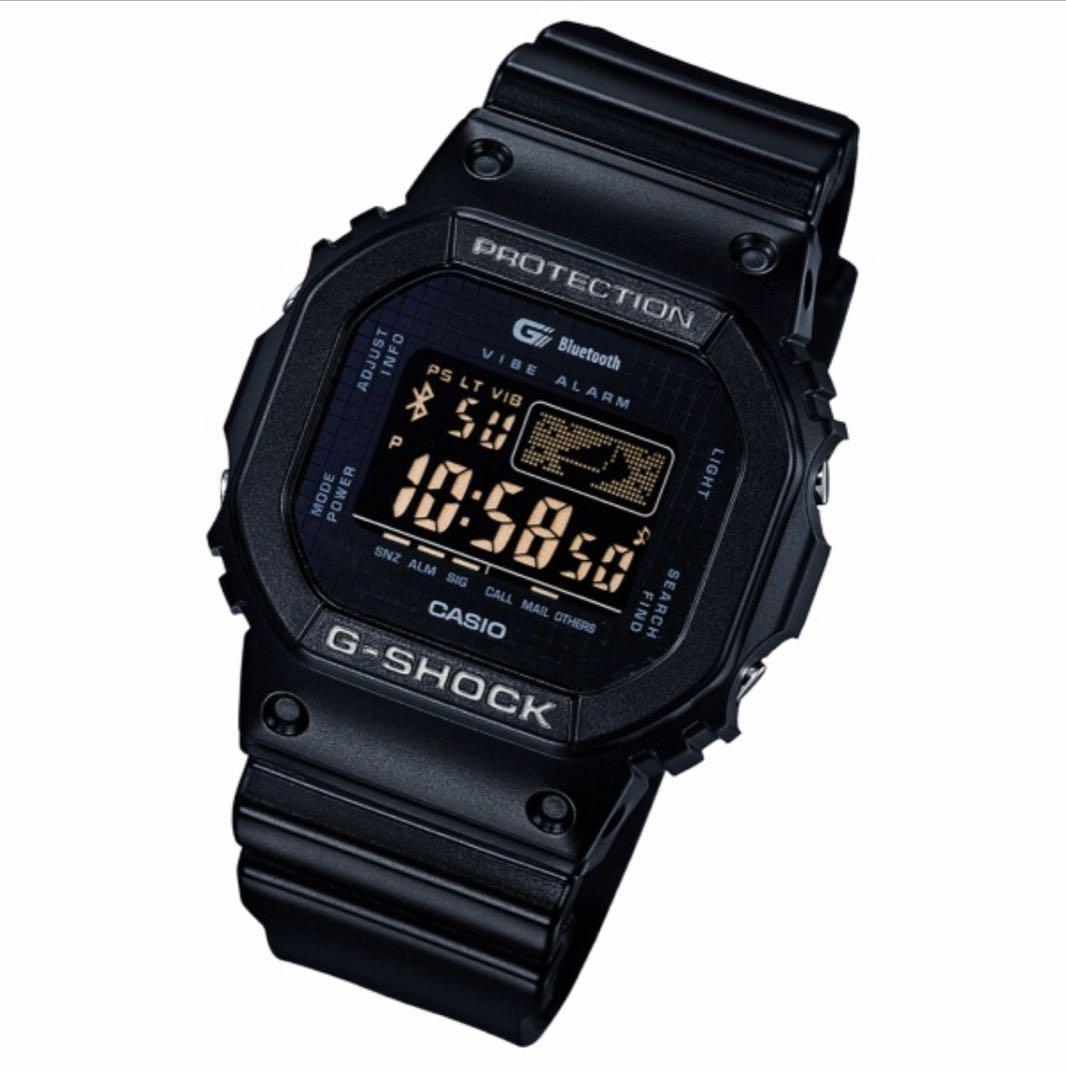 b6638e80ea メルカリ - G-SHOCK GB-5600B-1BJF Bluetooth v4.0対応 【腕時計 ...