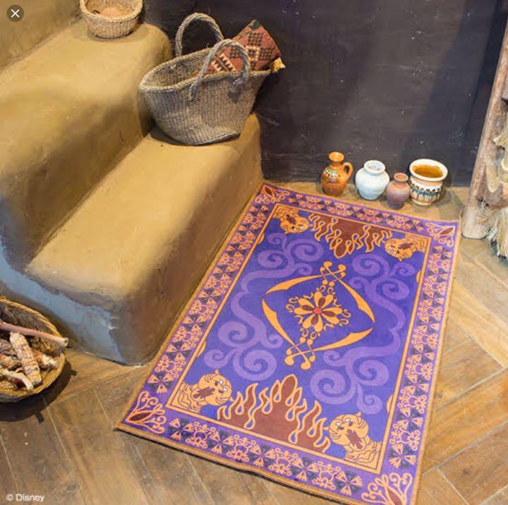 魔法 の 絨毯