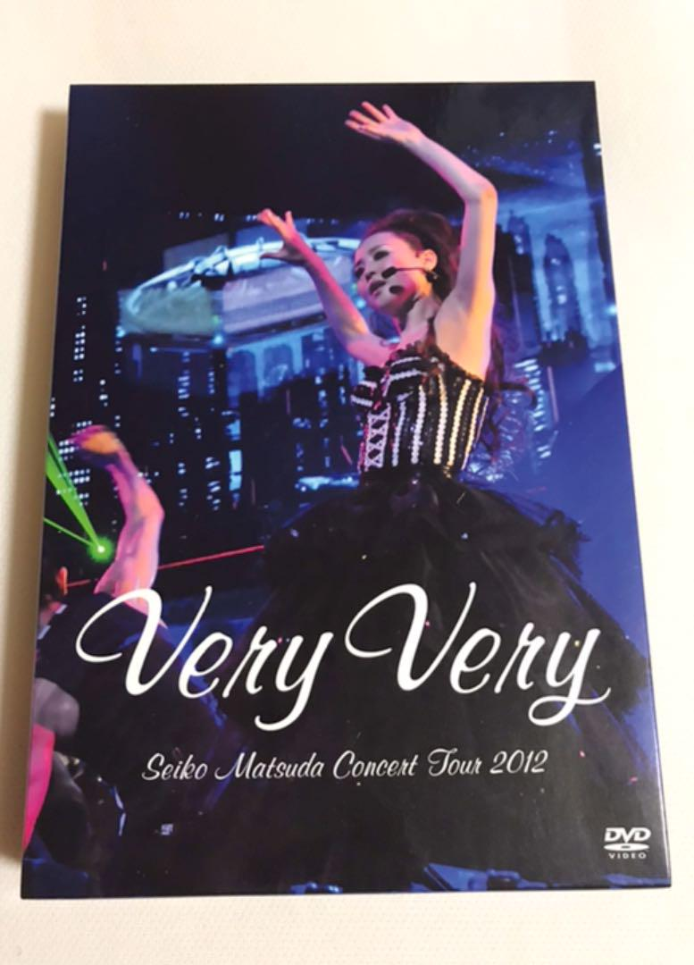 メルカリ - 松田聖子/Seiko Matsuda Concert Tour 2012 Ve ...