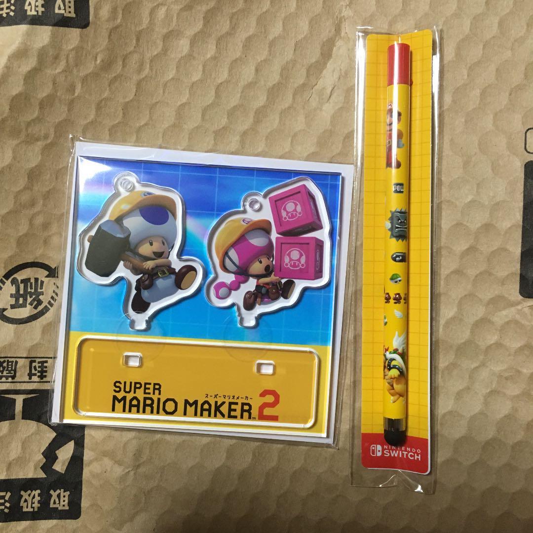 スーパー マリオ メーカー 2 タッチペン