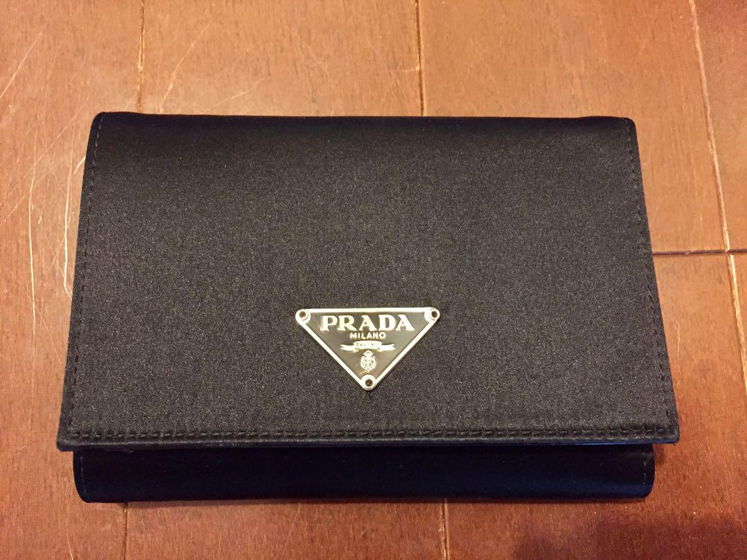 meet 24c9c e0dc0 中古 PRADA プラダ 財布 M667 シリアルカードあり(¥10,800) - メルカリ スマホでかんたん フリマアプリ