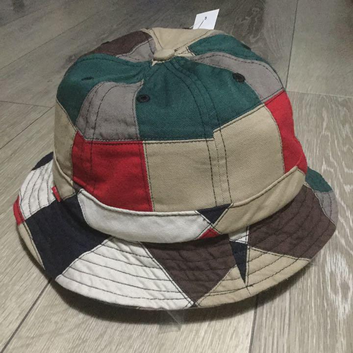 c9f4ca11 メルカリ - Supreme Patchwork Bell Hat パッチワーク ハット ...
