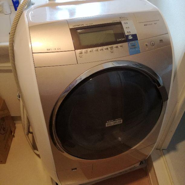 式 日立 機 ドラム 洗濯