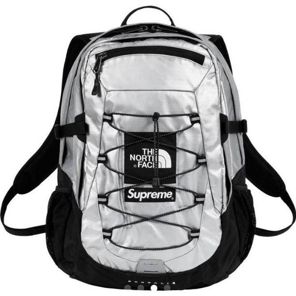 86894c7c6 メルカリ - supreme the north face backpack silver 【リュック/バック ...