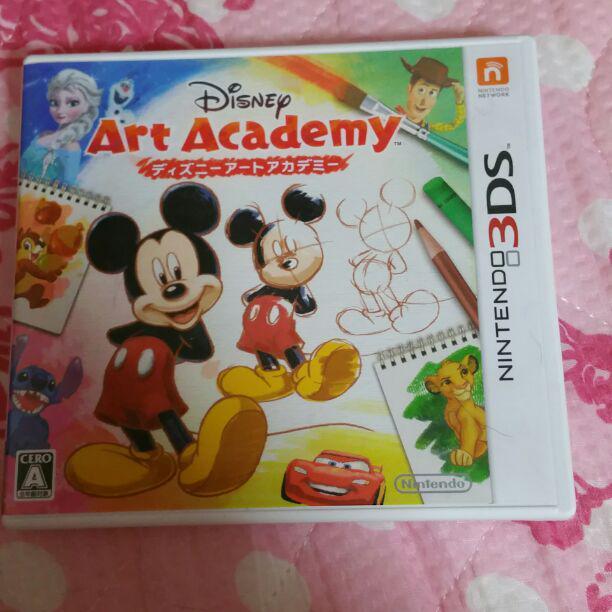 メルカリ 3dsのディズニーの塗り絵ソフト 更に更に 家庭用ゲーム