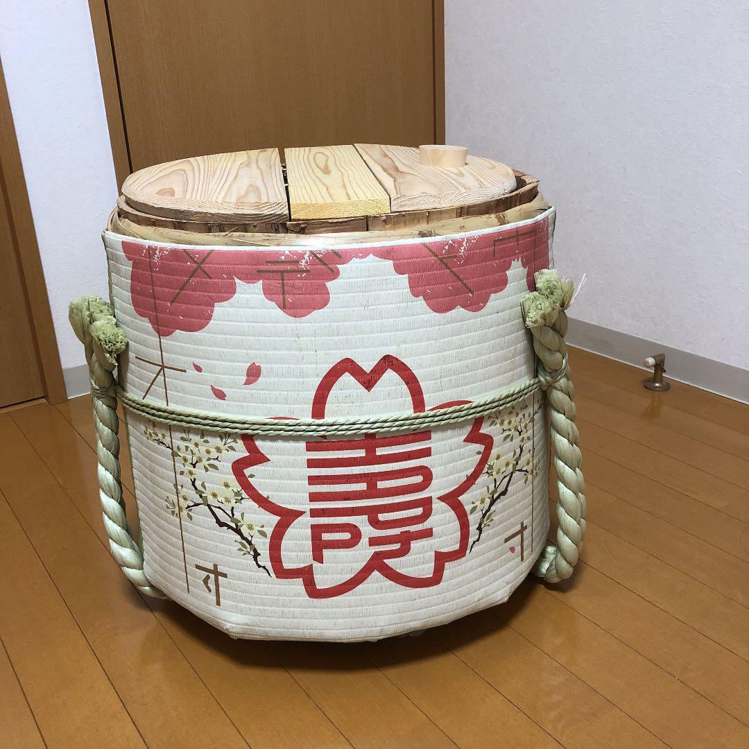 メルカリ - 鏡開き 樽 結婚式 和装婚 【その他】 (¥12,000) 中古や未 ...